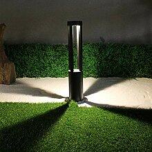Sockelleuchten schwarz LED Wasserdichte