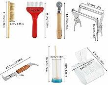 Socobeta Imkerei-Werkzeuge, die bequem zu