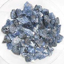 Sodalith, 500 g. Wassersteine, Dekosteine, Rohsteine (1 kg = 19,00 EUR)