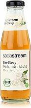 SodaStream Bio-sirop Holunderblüte Glas 0,5l