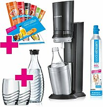 SodaStream Crystal 2.0 Wassersprudler-Set