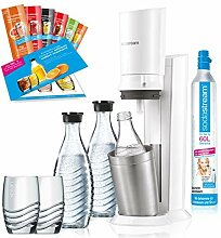 SodaStream Crystal 2.0 weiß Promopack | Sprudler