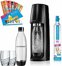 SodaStream Easy Wassersprudler-Set Promopack mit