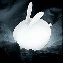 SODIAL Bunny Nachtlicht, Nachtlicht, Led