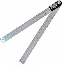 SODIAL Digitaler Winkelmesser Winkelmesser mit LCD