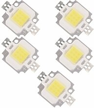 SODIAL(R) 5 High Power 10W LED Birne Licht Strahler Licht Lampe Leuchte Wei? 900lm