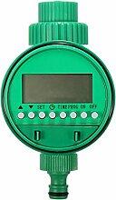 SODIAL (R) ELEKTRONISCHER LCD-BILDSCHIRM-WASSER-TIMER AUTOMATISCHE GARTENSCHLAUCH-BEWaeSSERUNGS-SYSTEMANLAGE