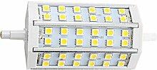 SODIAL(R) R7s/J118 36 5050 SMD LED Halogenstab Lampe Leuchtmittel Birne Stab