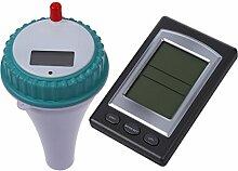 SODIAL(R) Thermometer Temperatur Tester Wireless