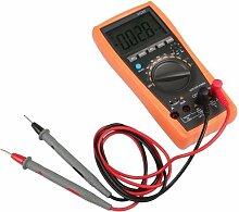 SODIAL (R) VC97 LCD Autorange Auto Range Multimeter-Messinstrument DC AC