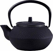SODIAL Stil Gusseisen Wasserkocher Teekanne kommt
