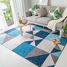 SODKK Carpet Klein Teppich, 50x100cm, Flauschig