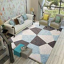SODKK Carpet Klein Teppich, 80x150cm, Gemütlich