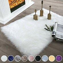 SODKK Carpet Weiß 60 x 120 cm Dekoration Teppich,