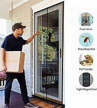 SODKK Magnet Insektenschutz Tür 140x265cm, Magnet