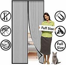 SODKK Magnet Insektenschutz Tür, 215x260cm,
