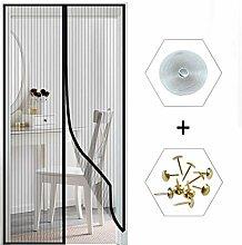 SODKK Magnetischer Türvorhang, Insektenschutz