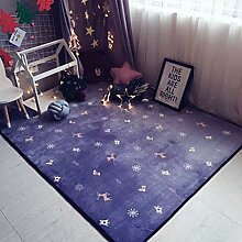 SODKK Teppich Wohnzimmer Teppich Design, 80x150cm,