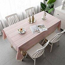 SODKK Tischtücher 80x140cm, Tafeldecke,