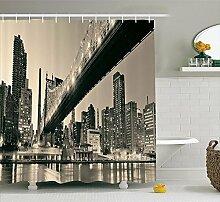 Soefipok Queensboro Bridge NYC Nacht Kunstdrucke