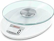 Soehnle Digitale Küchenwaage Roma mit 5 Kilo