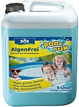 Söll 10751 AlgenFrei Pool Fun Algenmittel