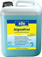 Söll 14709 AlgenFrei - Für Pool und Planschbecken - 2,5 L