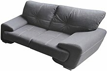 Sofa 2 Megan, Polstersofa, Polstercouch, Wohnzimmer Kollektion, Farbauswahl (Hugo 12)