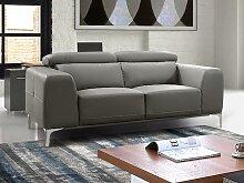 Sofa 2-Sitzer Wanaka - Grau