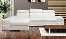 Sofa » ARIEL « Elegante Wohnlandschaft inkl. Schlaffunktion