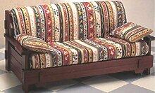 Sofa bereit Bett Rustikal