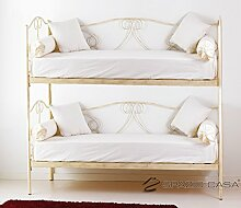 Sofa Bett Stockbett Gloria gold