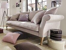 Sofa Chalet 3 Sitzer im Landhausstil stilvoll und
