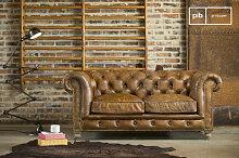 Sofa Chesterfield Saint Paul vintage
