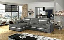 Sofa Couchgarnitur Couch Sofagarnitur FINN als L