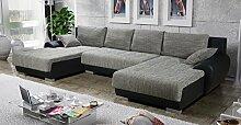 Sofa Couchgarnitur Couch Sofagarnitur Leon 6 U