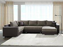 Sofa Couchgarnitur Couch Sofagarnitur Puebla mit