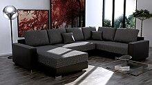 Sofa Couchgarnitur Couch Sofagarnitur STY 3.1 U
