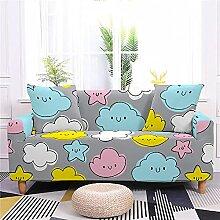 Sofa Cover,Stretch Sofa Schonbezüge Cartoon
