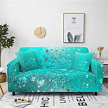 Sofa Cover,Stretch Sofa Schonbezüge Modern Golden