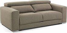 Sofa Crissman Ebern Designs Polsterung: Steingrau