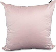Sofa Cushion Cover,Pure Color Satin Pillow-E 70x70cm(28x28inch)VersionA