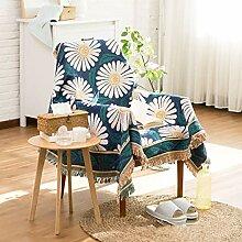 Sofa Decke Sofa Handtuch,Handgewebter
