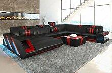 Sofa Dreams Design Wohnlandschaft Apollonia in XXL