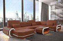 Sofa Dreams Design Wohnlandschaft Roma in der U