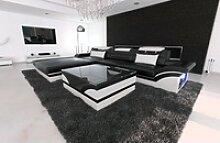 Sofa Dreams Ecksofa Parma, L Form Ledersofa mit