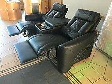 Sofa Dreams Kinosessel Relax Leder mit kühlenden