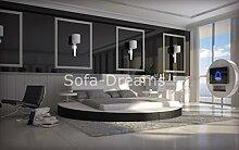 Sofa Dreams Komplettbett Napoli mit Matratze und