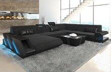 Sofa Dreams Sofa Apollonia P XXL, U Form