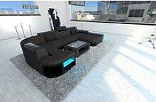 Sofa Dreams Sofa Bellagio S, U Form